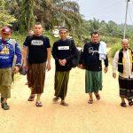 Pembangunan Masjid NURUL HIDAYAH Dusun V Karang Indah Desa Talang Durian Cacar  Selesai