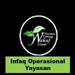 4. Infaq Operasional Yayasan