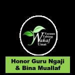 5. Honor Guru Ngaji & Bina Muallaf